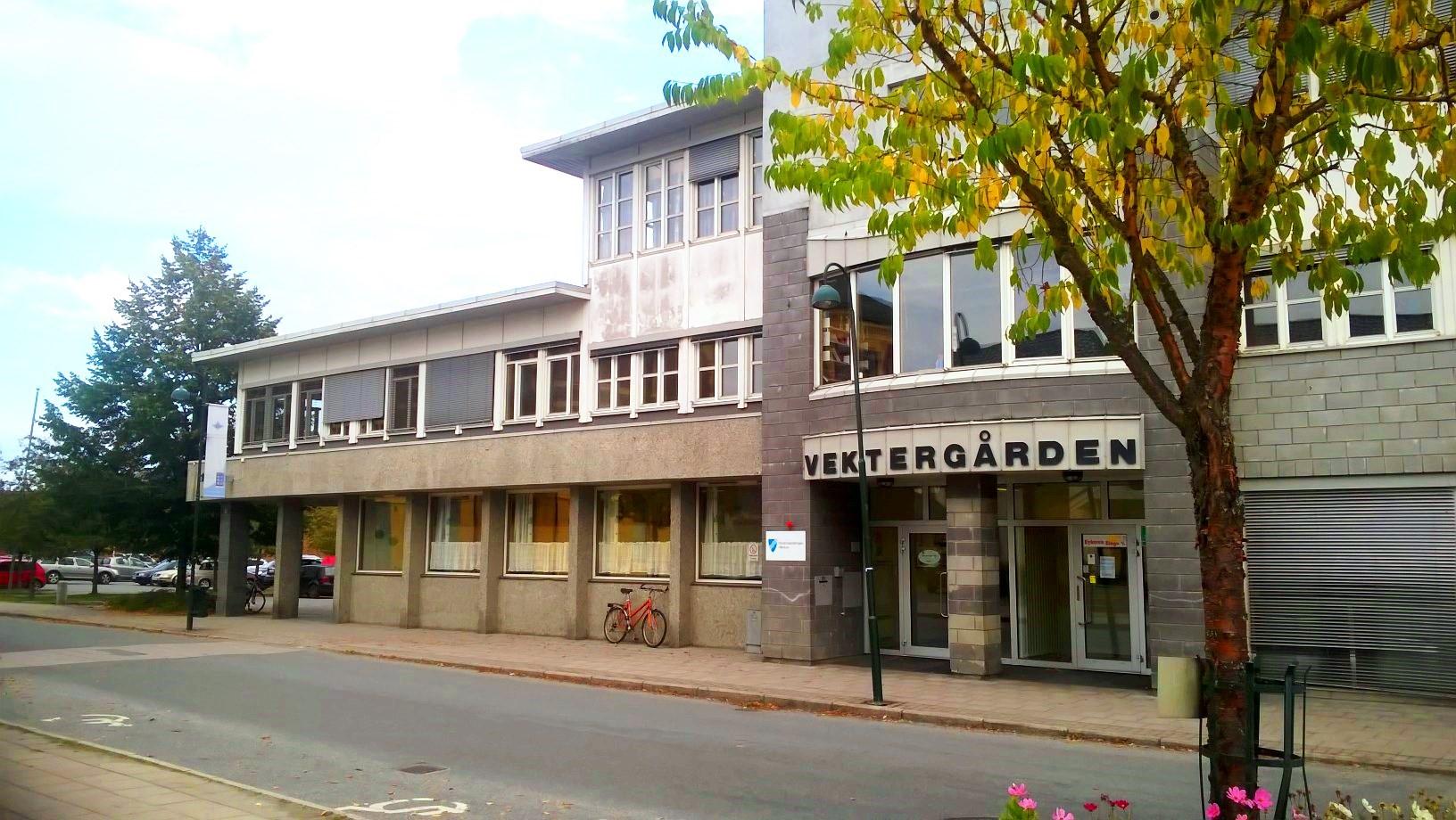 Bilde Vektergården / flykningtjenesten