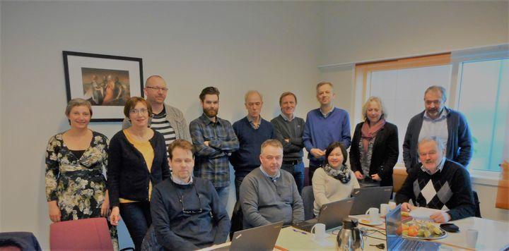 Samarbeid vgs Nordfjord