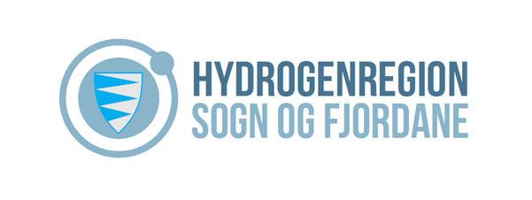 Logo for prosjektet Prosjekt Hydrogen Region Sogn og Fjordane.