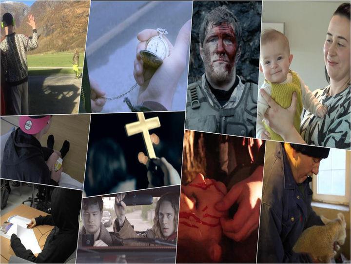 Nominerte filmar - 2017