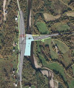 Detaljregulering Ny Leirpollskogen bru