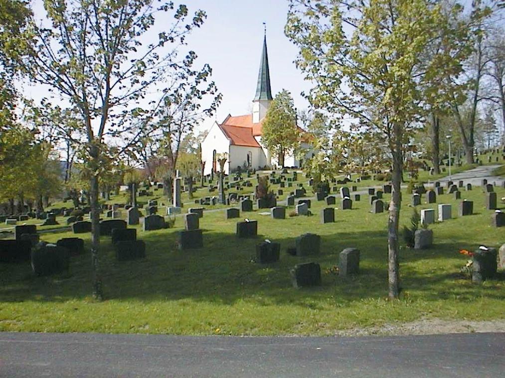 Heggen kirkegård