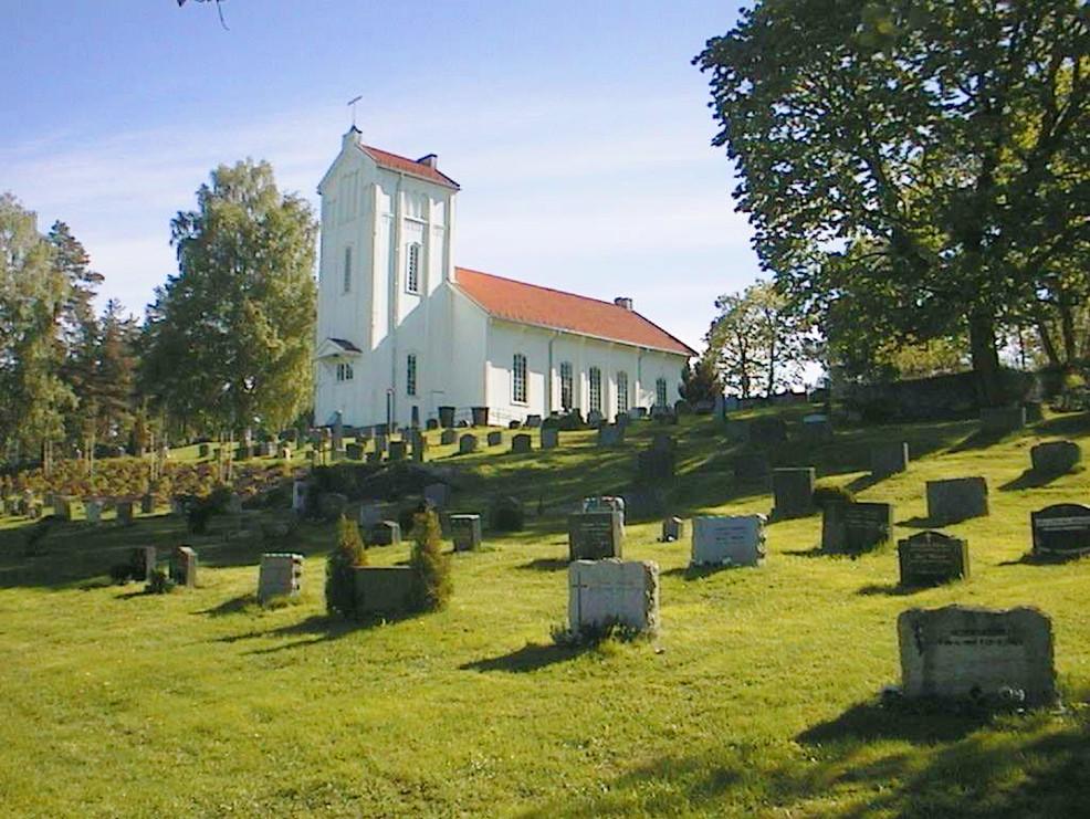 Nykirke kirkegård