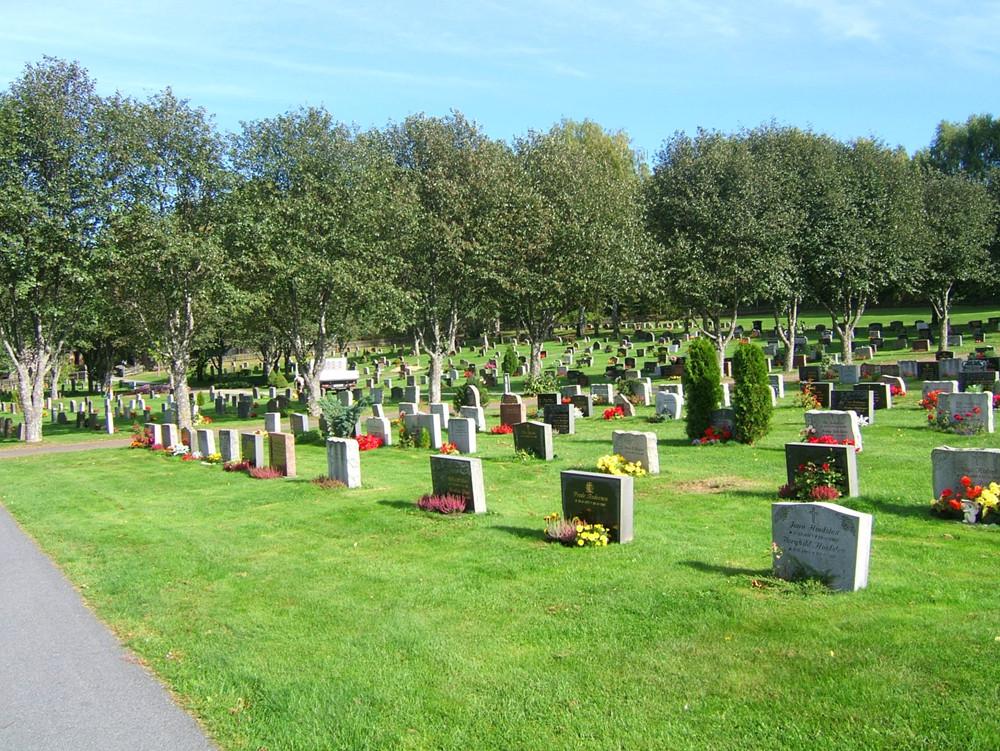Åmot kirkegård