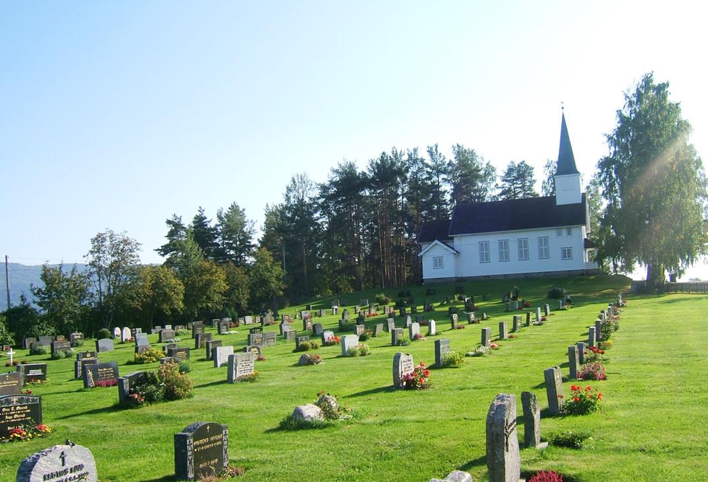 Rud kirkegård