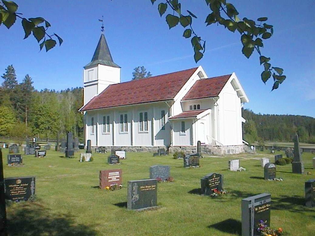Vestre Spone kirkegård