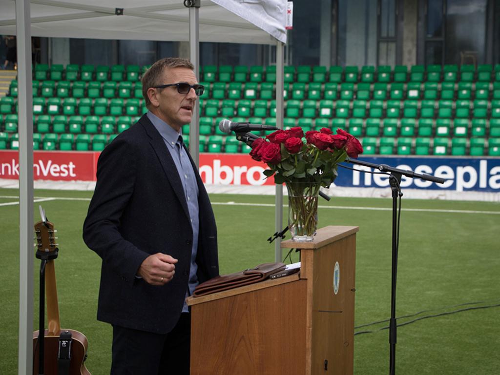 Rektor opna nytt skuleår, 2017-2018