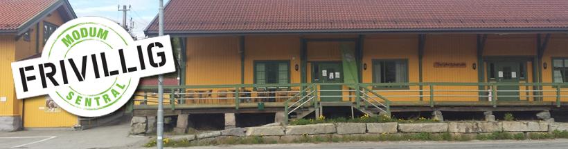 Bilde av frivilligsentralens lokaler