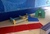 Bilde av leker for bruk i basseng