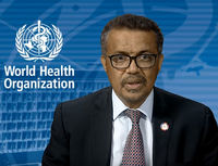 Dr Tedros Adhanom Ghebreyesus på video