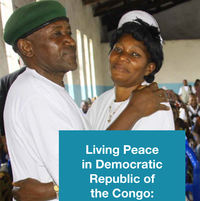 Front Page Living Peace in DRC