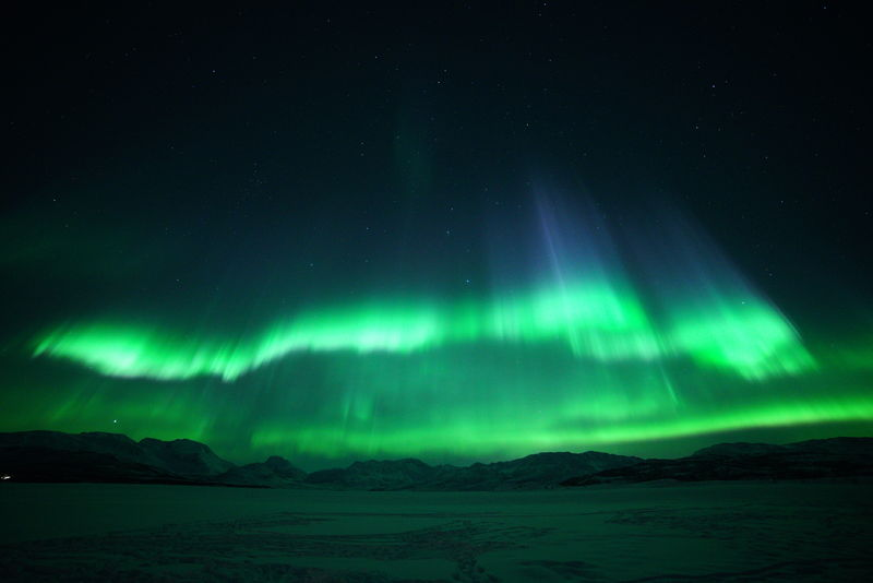 Northern Lights Amazing Aurora
