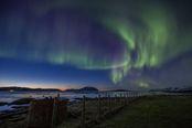 Northern Lights Vannøy Sport