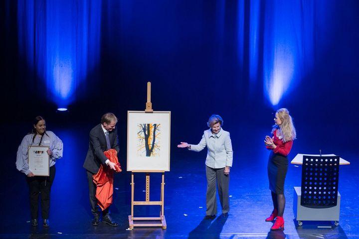 Dronning Sonjas skulepris 2017
