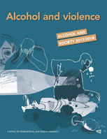 Front page Alcohol and violence - IOGT-NTO - 2017-1 1200p