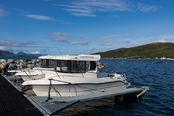 Dåfjord Havfiske boat
