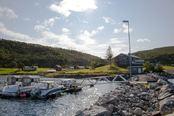 Dåfjord Havfiske house