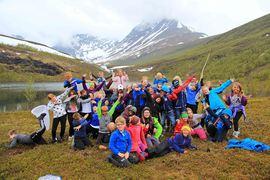 FriluftsskoleStorfjord_gruppebillde2017_TineMarieHagelin