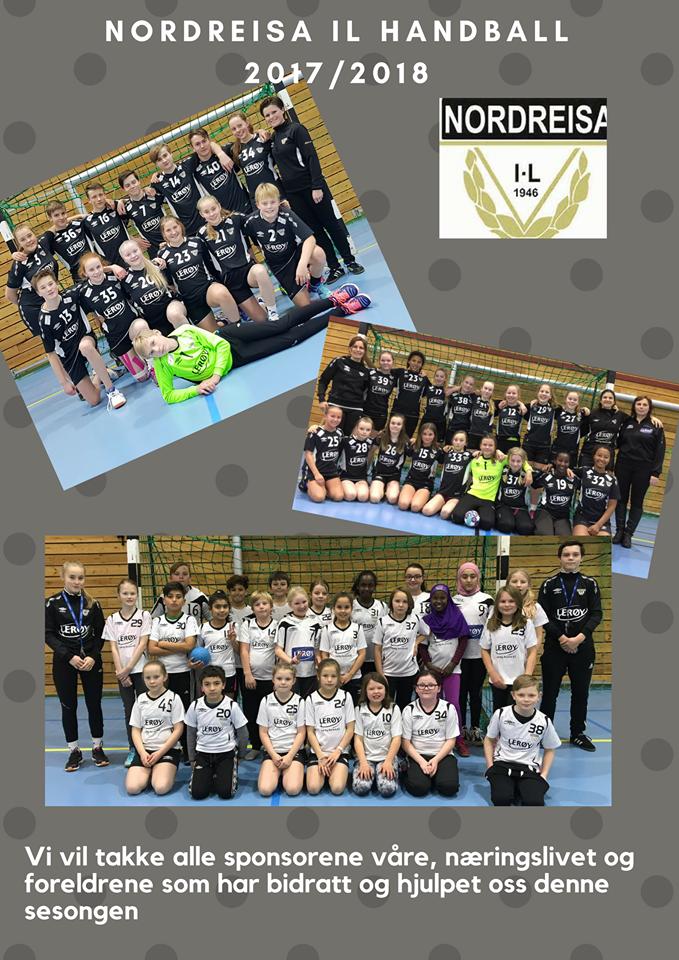 Nordreisa IL-handball
