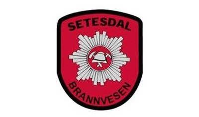 Logo - Setesdal brannvesen