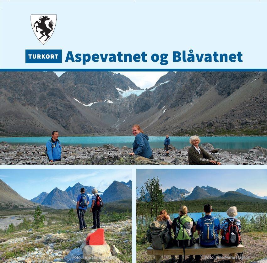 Aspevatnet og Blåvatnet
