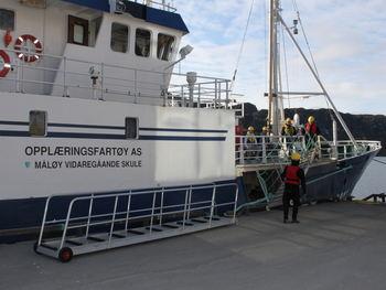 Opplæringsfartøyet M/S Skulebas