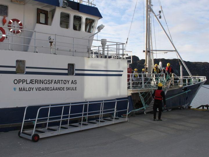 Avreise Tennebø 5.mars 18