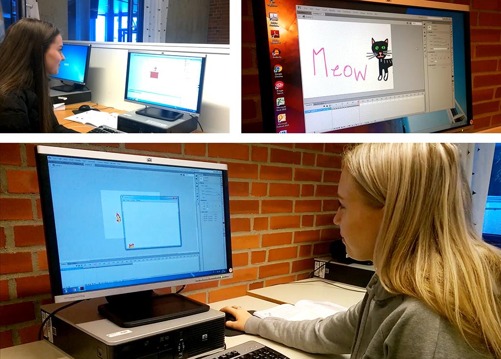 Animasjon i IT-faget under utdanningsval, foto - Alf-Tore Kirkelid.jpg