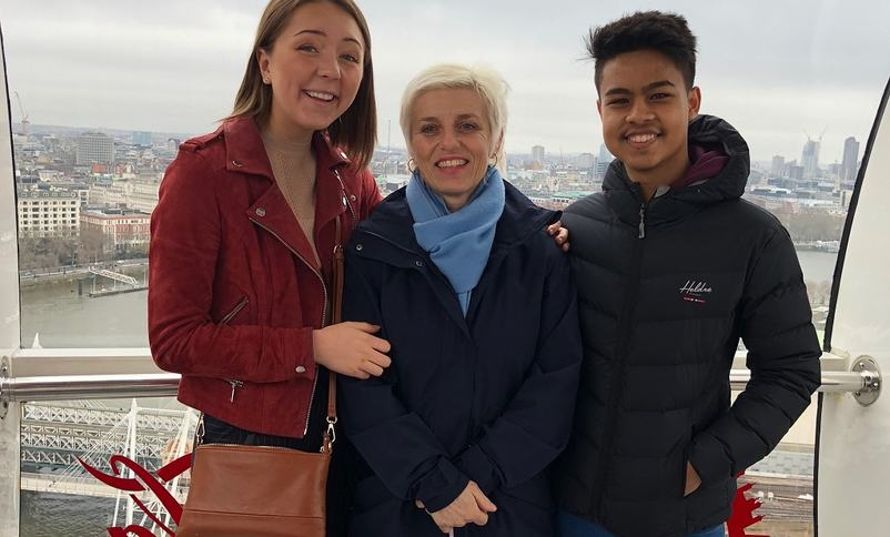 Elevar i London