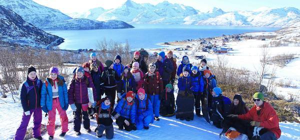 Friluftsskolen2018Tromsø_TineMarieVHagelin