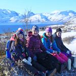 Glade jenter på Kjellhaugen_Tine Marie V Hagelin