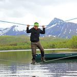 Friluftsskole Balsfjord 2017_lineklatring_Tine Marie Hagelin