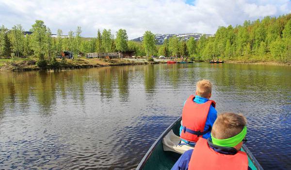 Friluftsskole Balsfjord 2017_kano4_Tine Marie Hagelin[1]