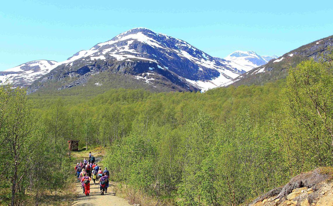 Tur inn Elvevolldalen_Ordførertur 2017_Tine Marie Hagelin