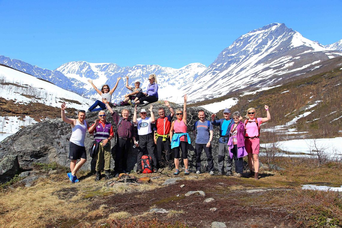 Elvevolldalen. Foto: Tine Marie Valbjørn Hagelin