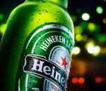 Heinekenflaske fra nettet