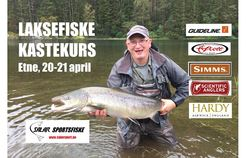 Salar - kastekurs Etne 20-21 april