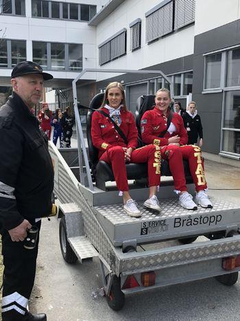 Russen sin dag - Bråstopp med Statens Vegvesen