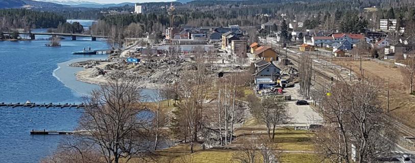 vikersund sentrum nord - beslkjært