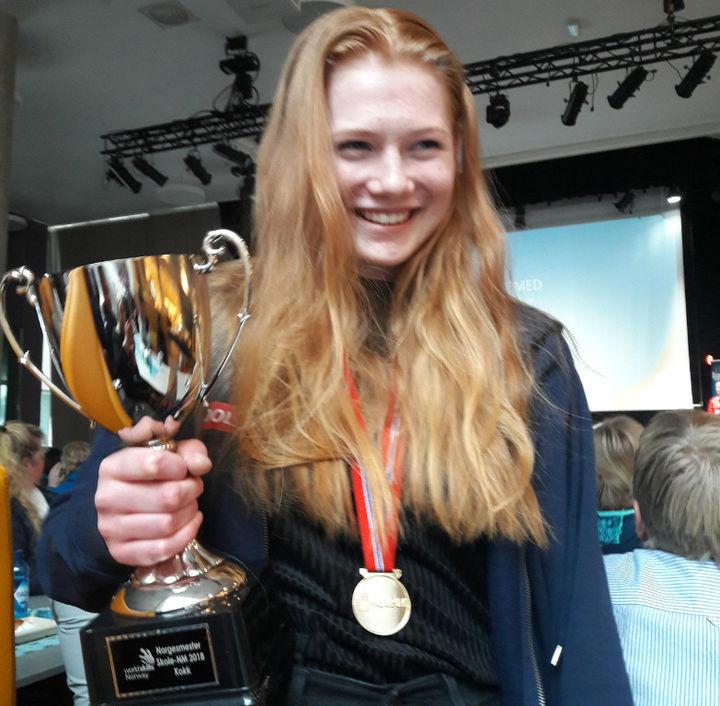 Johanna Magdeli Utvær Petterson