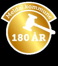 Meldal kommune feirer 180 år