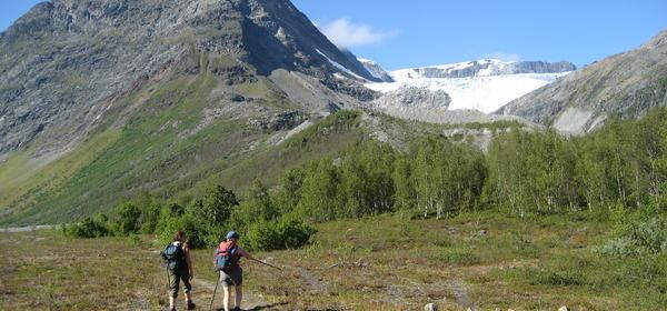 Lyngsdalen. Foto: Oddrun Skjemstad