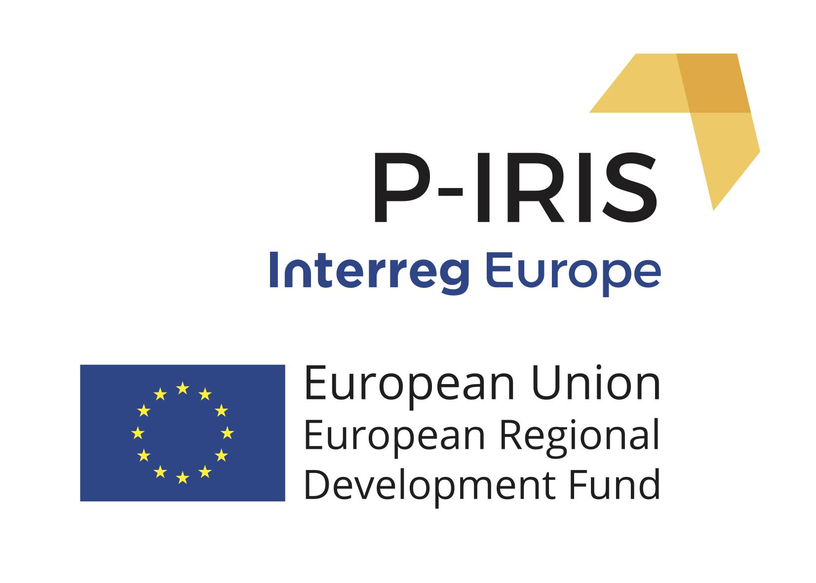 P-IRIS EU logo