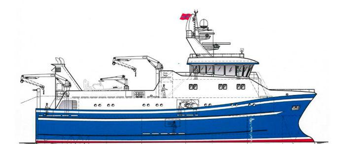 Illustrasjonsbilde ny skulebåt