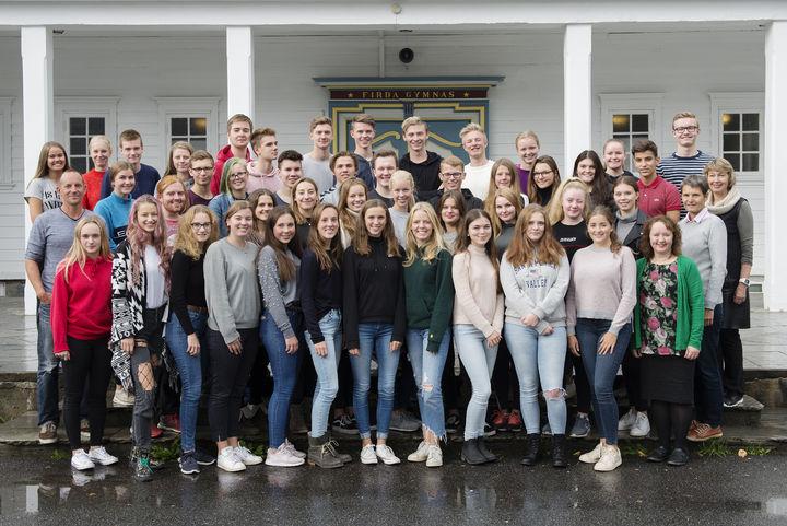 Utveksling med Kiel haust 2018