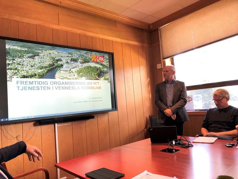 Bilde av møterom