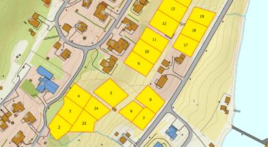 Kommunale boligfelt