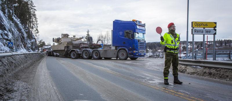 Foto: Forsvaret.no