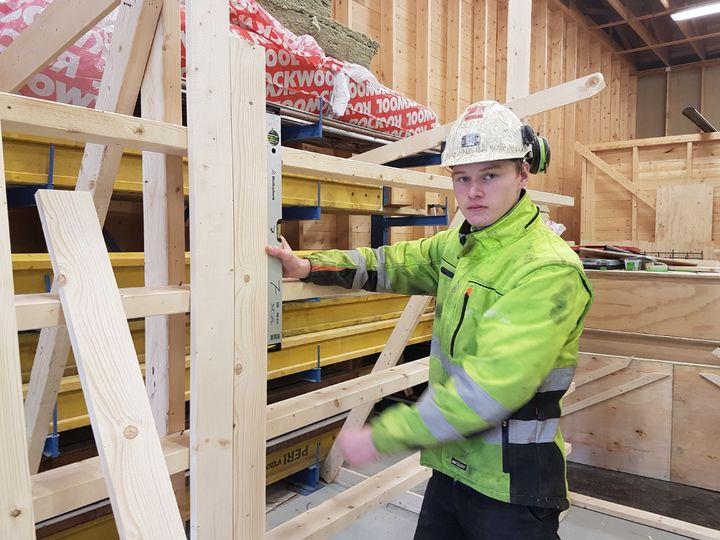 Magnus Midthjell Gjørven   Foto: Johanne Elisabett Sørdal