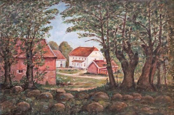 Bredeg gård